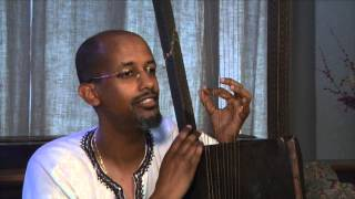 Temesgen - Begena Player በገና ተጫዋች