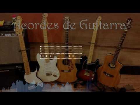 De musica ligera - Soda Estereo Backingtrack para guitarra