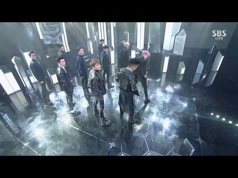 SECHSKIES - '기사도(CHIVALRY)' + '연정(HEARTBREAK)' 1204 SBS Inkigayo