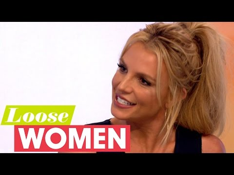 Britney Spears Gets Loose With The Loose Women | Loose Women