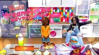 Barbie Dreamhouse Adventures Recipes: Part 1
