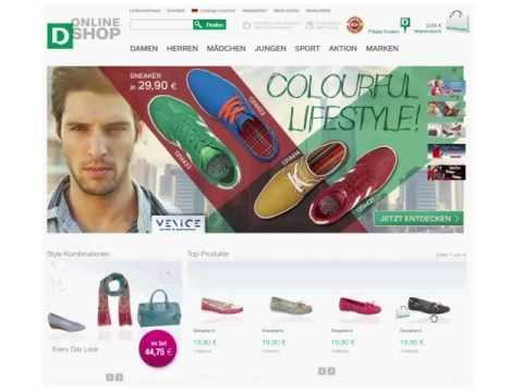 Deichmann dynamic video retargeting