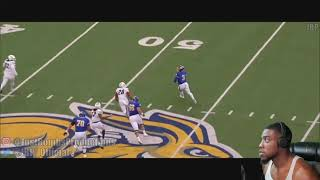 """Cade Johnson (Undrafted Gems) """"Seattle Seahawks WR"""" South Dakota State Highlights Reaction"""