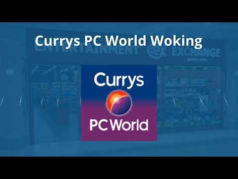 Phone shops in Woking