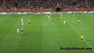 UEFA Champions League. FC Alashkert - Celtic FC - 0:3