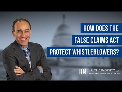 DC False Claims Act Lawyer Tony Munter discusses important information on the Federal False Claims Act. The False Claims Act is a very powerful law that allows individuals to work with the government to report fraud, and collect an award for their efforts. The idea behind the False Claims Act was to provide financial incentives to individuals who had information on how the government was being defrauded.