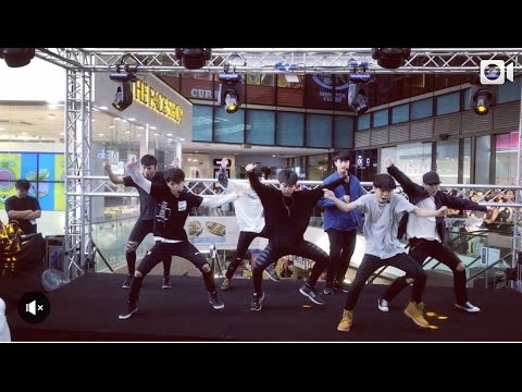 161016 BTS(방탄소년단) _ FIRE + SAVE ME + DOPE Dance Cover by FulloutSquad from Singapore