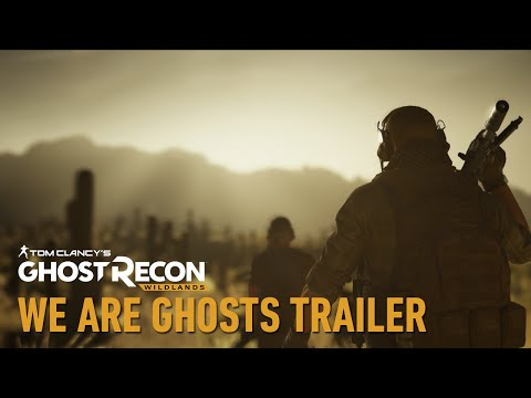 Tom Clancy's Ghost Recon: Wildlands | Bande-annonce Nous sommes les Ghosts | PS4