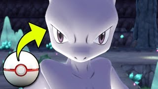 How To Catch Mewtwo in Pokemon Let's Go Pikachu & Eevee