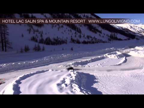 Livigno - winter activities - Hotel Lac Salin SPA & Mountain Resort****S