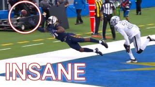 NFL Insane Catches of the 2020-21 Season!