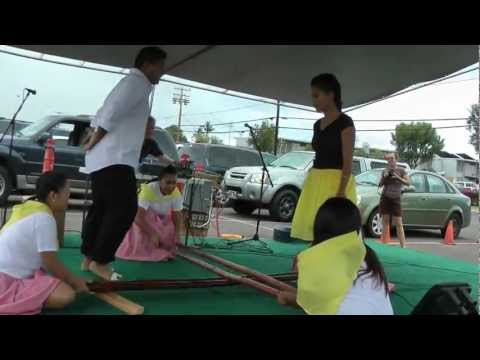 Tinikling at Taste of CCWO