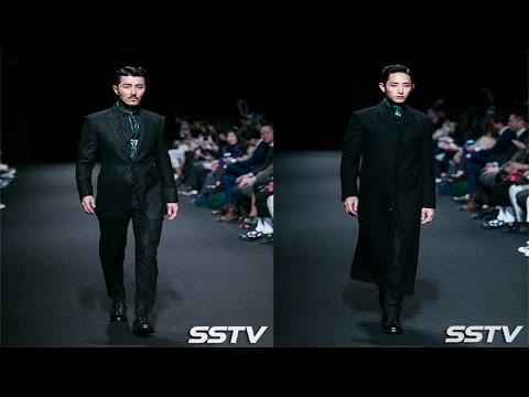 """[SSTV] 차승원-이수혁 """"시크한 '워킹' 여전한 모델 포스"""""""