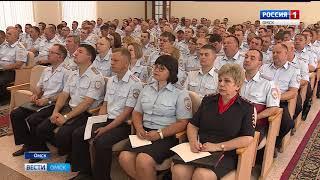 8500 преступлений раскрыли сотрудники полиции в Омском регионе с начала этого года