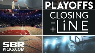 Live NBA Picks and Predictions For Saturday's Action | Closing Line NBA Betting Tips | April 20th