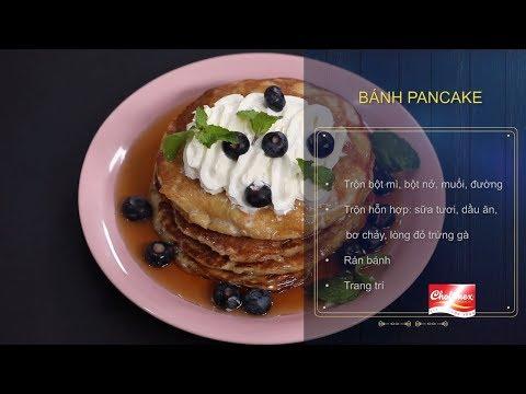 Công thức làm bánh Pancake đơn giản mà đầy hấp dẫn | Khi Chàng Vào Bếp - Mùa 2