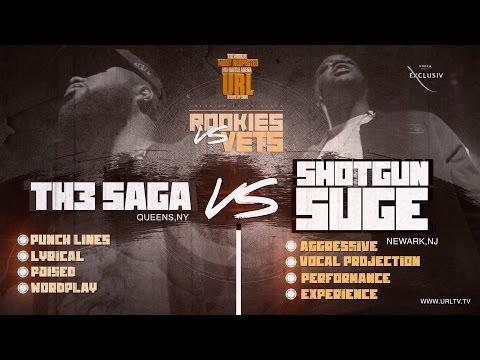 @Shotgunsuge103 SHOTGUN SUGE VS TH3 SAGA @Th3Saga SMACK/ URL