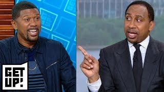 Jalen Rose and Stephen A. react to Aaron Rodgers' 4th-quarter comeback vs. Bears  | Get Up! | ESPN