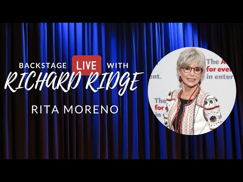 Rita Moreno Shares Details About Her Upcoming Documentary