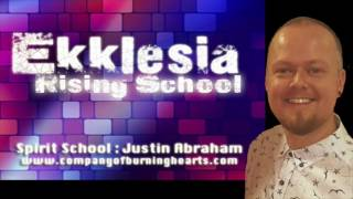 Ekklesia Rising + Courts of Heaven // Podcast with Justin Paul Abraham