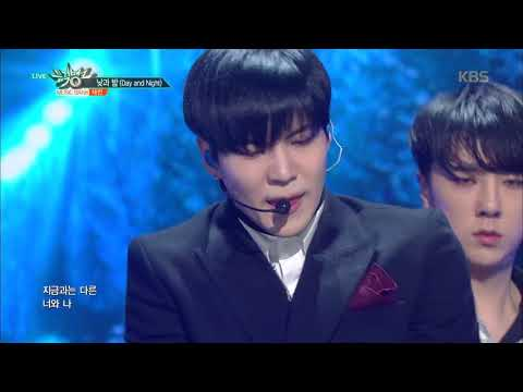 뮤직뱅크 Music Bank - 낮과 밤(Day and Night) - 태민 (Day and Night - TAEMIN).20171208