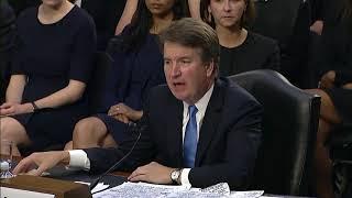 Cornyn Questions Kavanaugh During SCOTUS Hearings