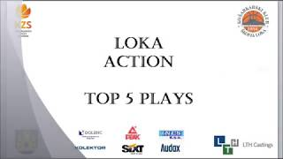 LOKA ACTION - TOP 5 (LTH Castings : Konjice)