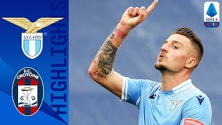 Lazio 3-2 Crotone | Caicedo Nets Another Late Winner in 5-Goal Thriller! | Serie A TIM