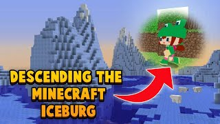 Descending The Minecraft Iceberg