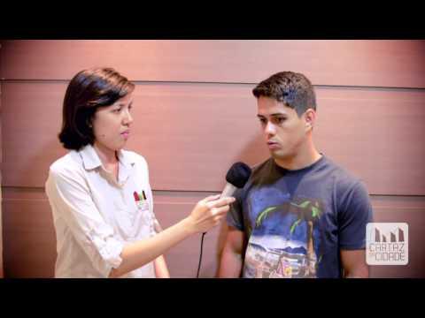 Entrevista com Jafel Filho - Lutador de MMA de Juazeiro.