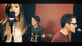 """""""Catch My Breath"""" - Kelly Clarkson - Official Cover Video (Alex Goot & Against The Current)"""