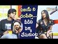 Rapid fire: Shivathmika Rajasekhar wants to marry Anand and kill Vijay Devarakonda