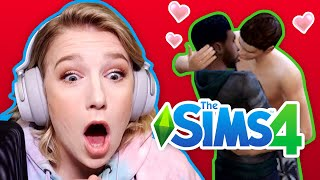 Things Get Inappropriate! | Courtney Plays Sims 4 — Pt. 2
