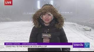 Apple Cup live hit