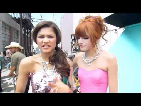 Shake It Up - Watch Me (Behind the Scenes)