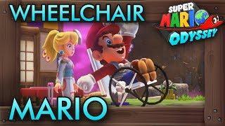 Super Wheelchair Mario Odyssey