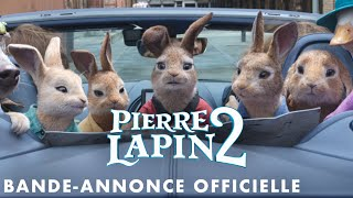 Pierre lapin 2 :  bande-annonce VF