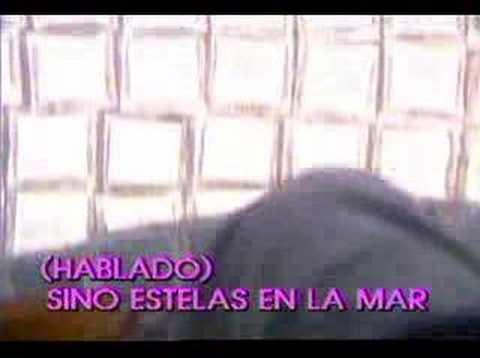 Joan Manuel Serrat - Cantares-Karaoke