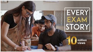 EVERY EXAM STORY ||DLR Production||