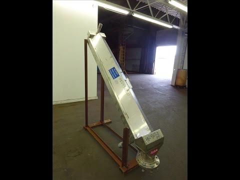 Used- Inclined Gravity DSM Screening Unit - stock # 48243020
