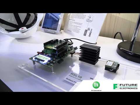 Future Electronics at Electronica 2018:  The ON Semiconductor Booth
