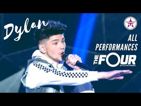 Dylan Jacob: All Performances On 'The Four' Season 2
