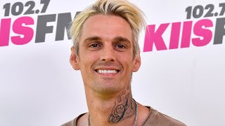 Aaron Carter Arrested for DUI Refusal and Possession of Marijuana