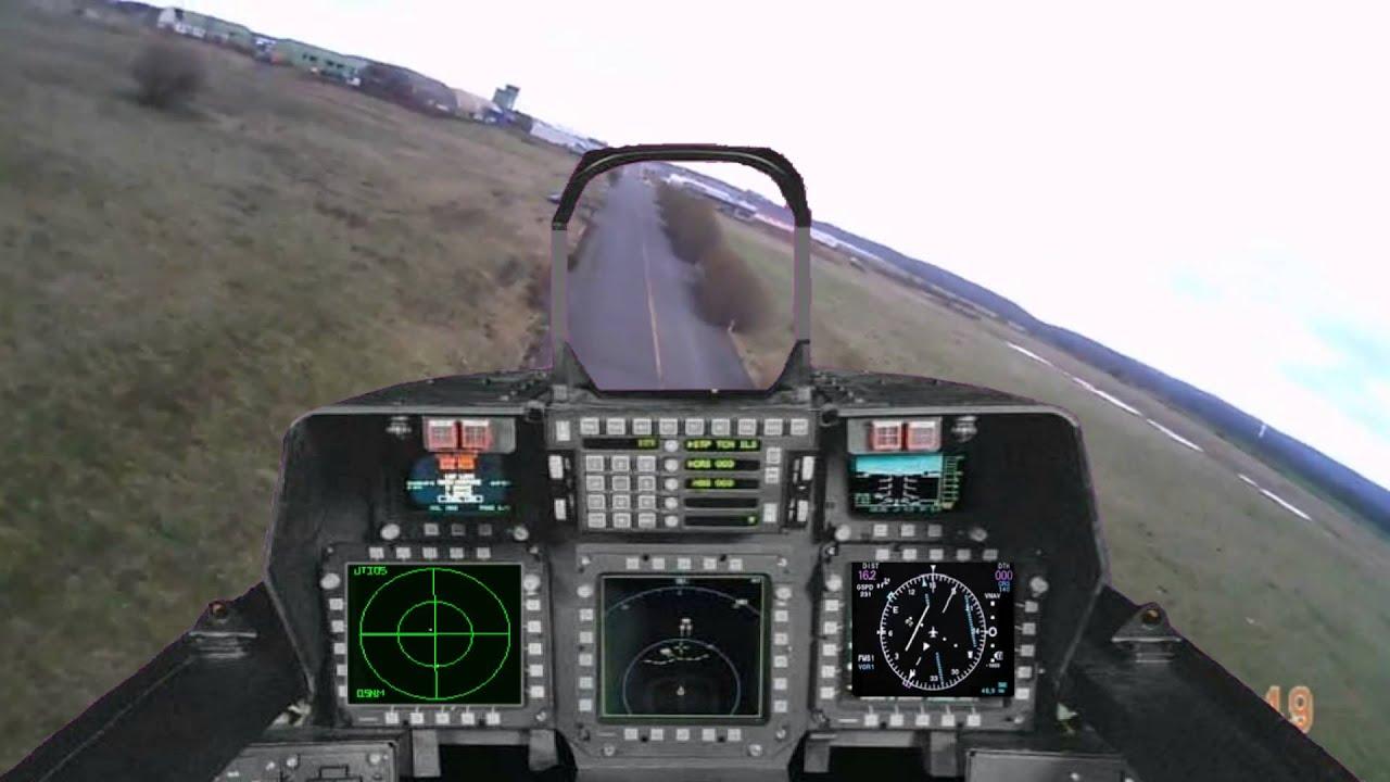 22 cockpit l...F 22 Cockpit