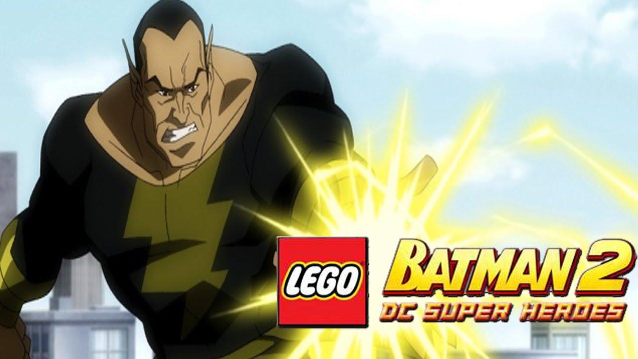 lego batman 2 black adam - photo #13
