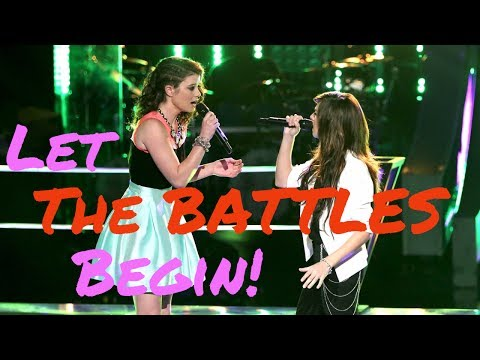 Top Battles In The Voice History. Best covers