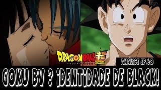 GOKU BV? / IDENTIDADE DE BLACK! / Análise Dragon ball Super episodio 60
