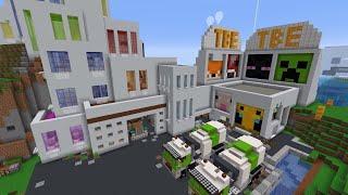 Minecraft - HermitCraft S7#21: Etho Be Slabbin'