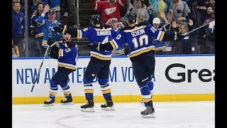 St. Louis Blues vs Winnipeg Jets   Series Highlights ᴴᴰ