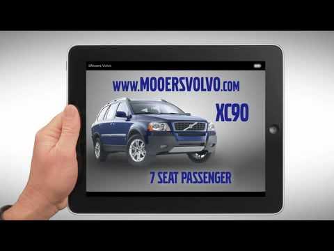 """Mooers Volvo """"iPad"""""""